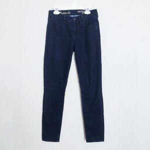 Madewell Skinny Skinny Ankle Jeans Dark Wash